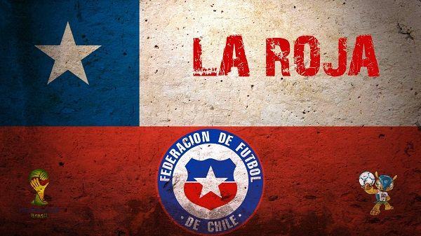 Chile National Football Team Logo HD Wallpaper