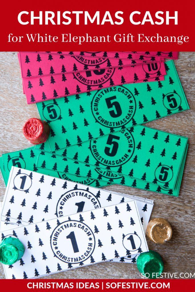 Spielideen Für Weihnachtsfeier.Weihnachtsfeier Spielideen Weiß Elefant Spiel Weihnachts Geschenk