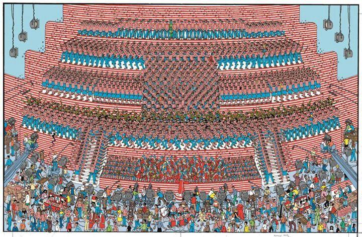 Where's Wally **insanity - rhl