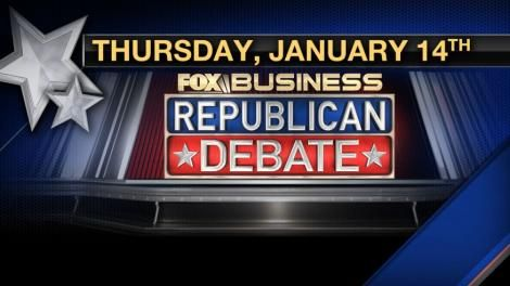 Updated: How to watch the Fox Business Republican Presidential Debate online