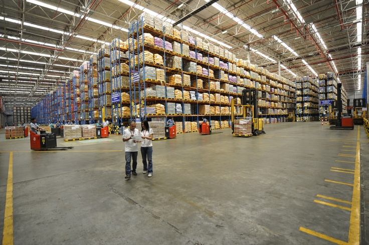 working in logistic