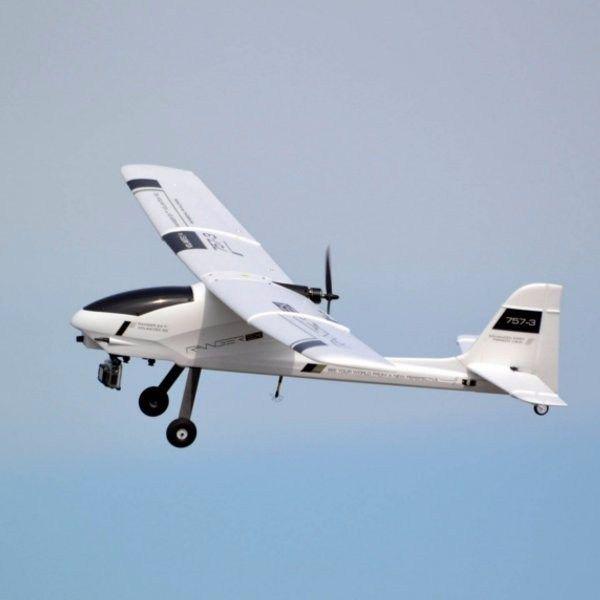 New Version Volantex Ranger EX 757-3 1980mm Wingspan Long Range FPV RC Airplane KIT https://www.fpvbunker.com/product/new-version-volantex-ranger-ex-757-3-1980mm-wingspan-long-range-fpv-rc-airplane-kit/    #drones