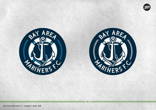 Bay Area Mariners concept