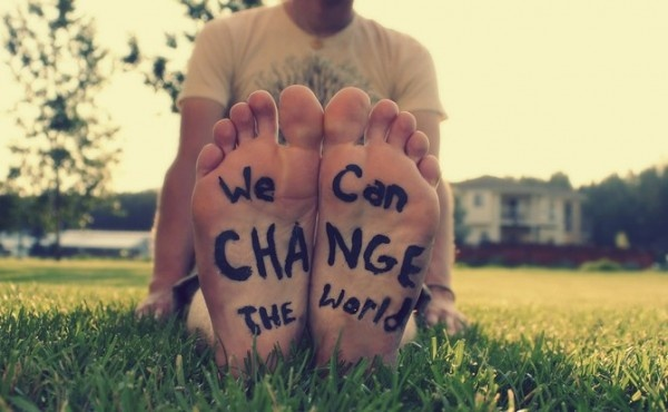 We can change the world (Joel Robison)