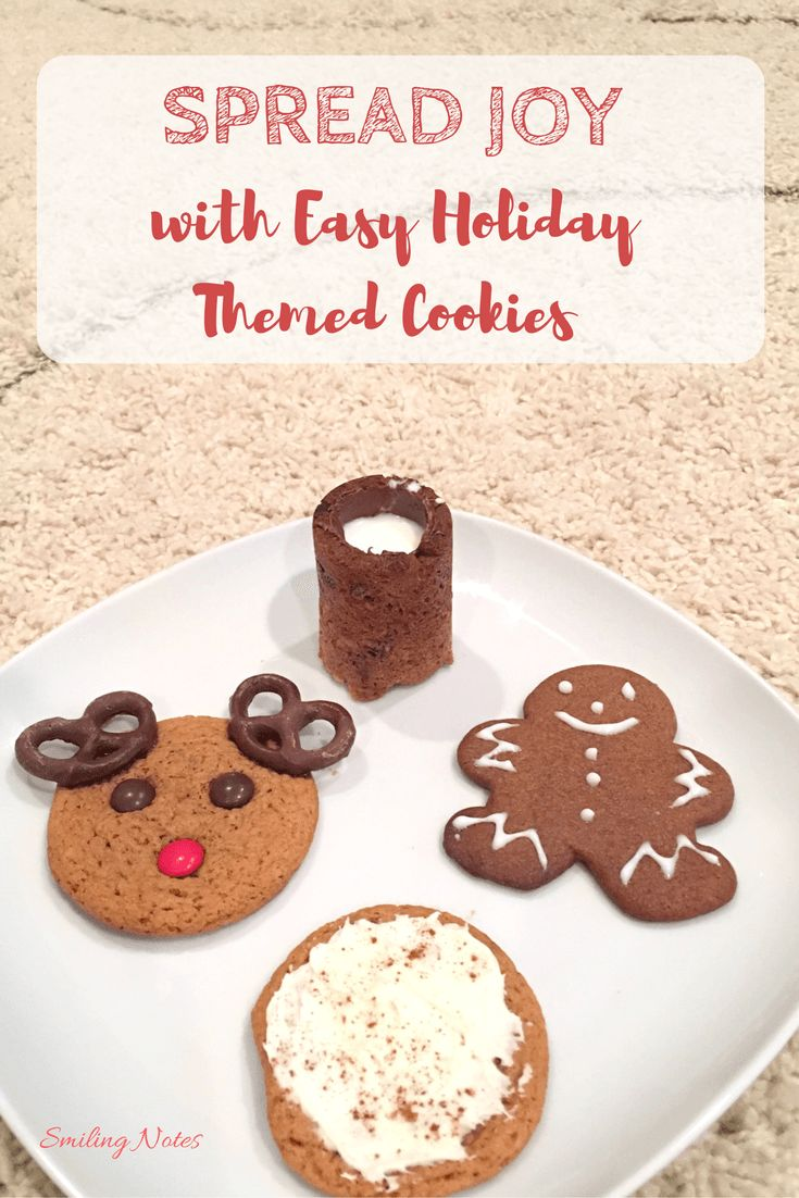 Spread joy with Easy Holiday Themed cookies with Betty Crocker Cookie mix! Holiday baking just got a lot easier. Read on to find out how I made these delicious, easy and fun cookies under just a few minutes! #BakewithBetty #sponsored