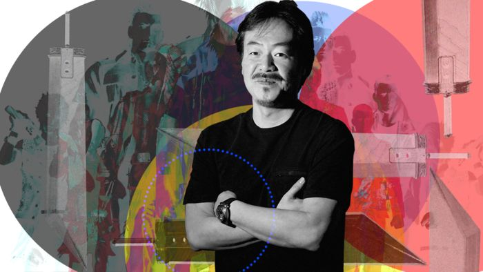 'Final Fantasy' creator Hironobu Sakaguchi is the man who made Japanese RPGs some of the most popular games in the world.