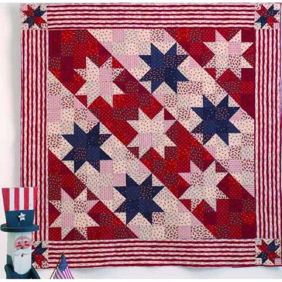 Folk Art Quilt Ideas : 17 Best images about Quilt designs I love. on Pinterest Fat quarters, Quilt and Squares