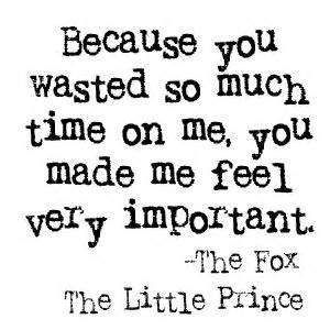 The Little Prince Fox Quotes - Good Daily Quotes