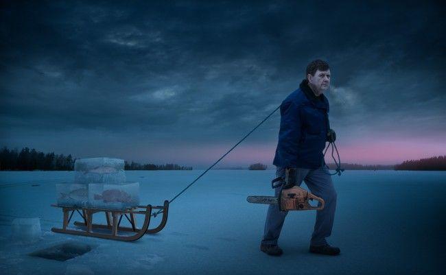 Fresh frozen fish © 2011 Erik Johansson