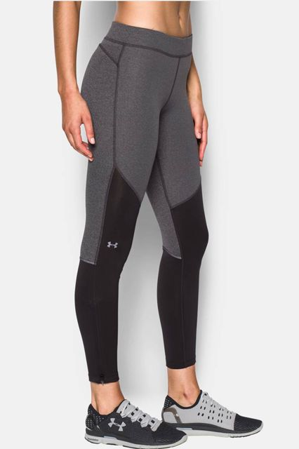 Warm Running Gear That You'll Actually Want To Wear #refinery29  http://www.refinery29.com/2016/11/129450/best-cold-weather-running-gear-winter-workout-clothes#slide-10  The fabric of this pair was designed to absorb and hold your body's heat....