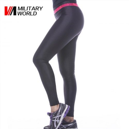 16.92$  Buy now - http://vinju.justgood.pw/vig/item.php?t=4m6zywo52883 - Yoga Pant Leggings For Women High Waist Gym Clothing Sports Slimming Full Length Pants Fitness Slim Cycling Running Clothes.