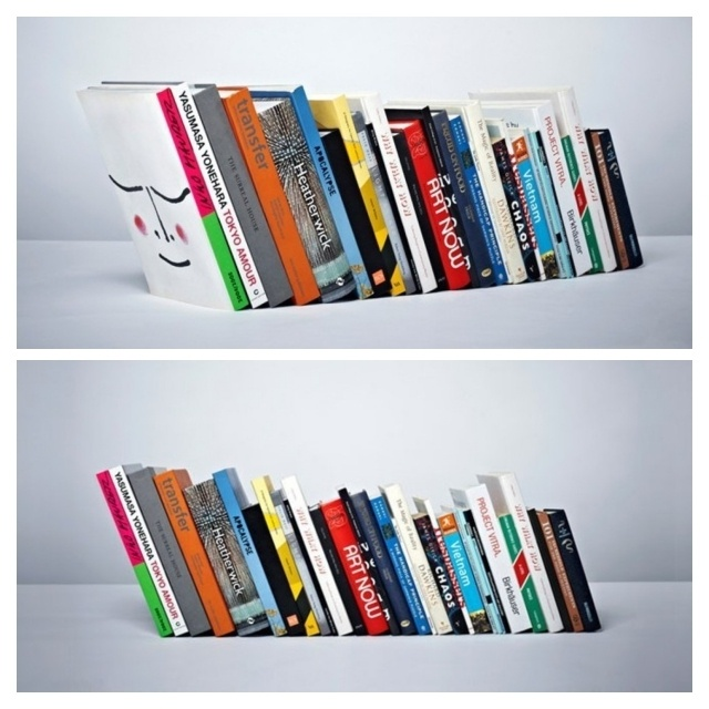 Invisible Bookshelf