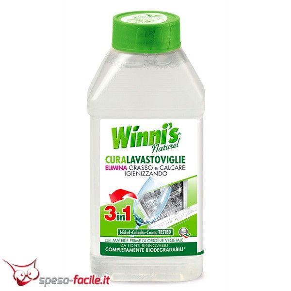 € 2,91  Winni's Curalavastoviglie è studiato proprio per proteggere le parti interne del nostro elettrodomestico, anche quelle più nascoste come il filtro, lo spruzzatore e le guarnizioni. Winni's Cura lavastoviglie