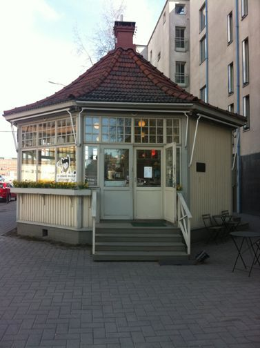 Cafe Mutteri, Lauttasaari, Helsinki