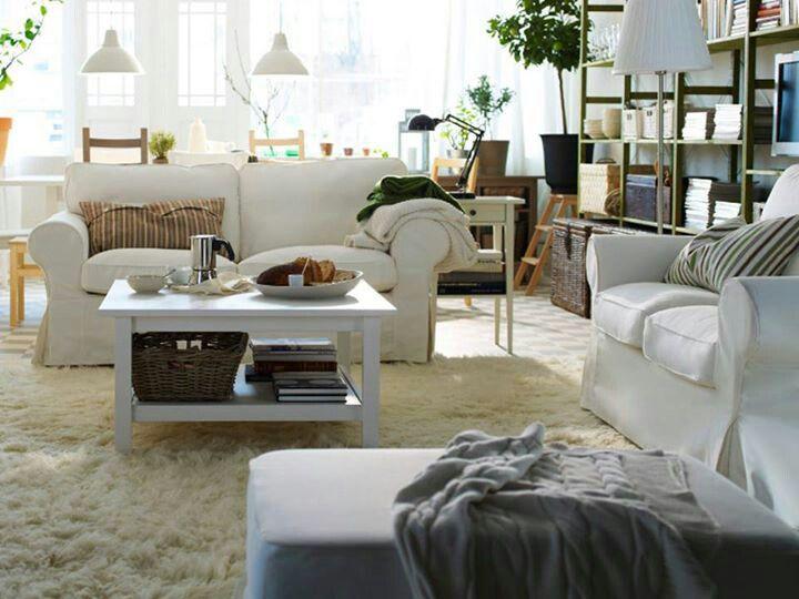 Bright Cozy Chic Living Room Id Es D Co Pinterest