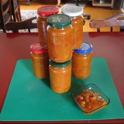 Tangy Tomato Relish @ http://allrecipes.com.au