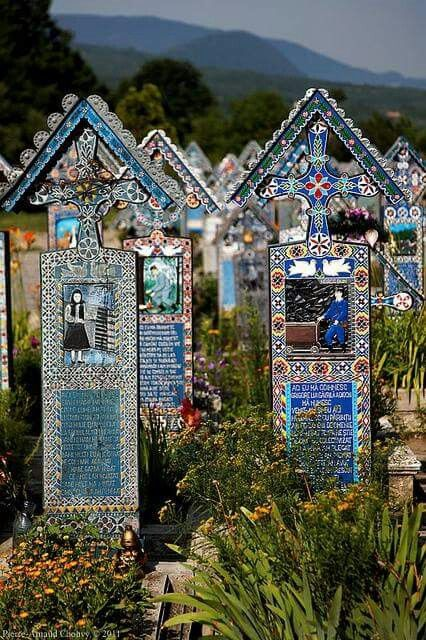 Thats what I call a cemetery.
