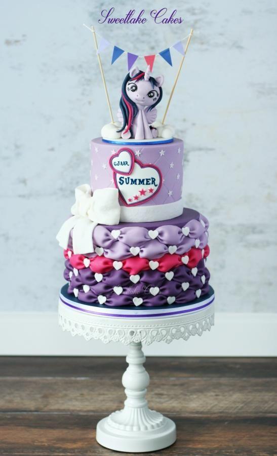 Princess Twilight Sparkle by Tamara