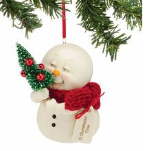 Department 56 Snowpinions O' Christmas Tree Ornament #4045157