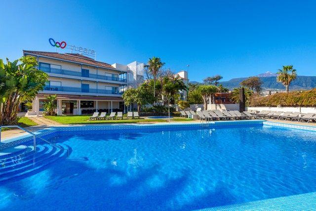 Hôtel Weare la Paz 4* à Ténérife prix promo Voyage Canaries Lastminute à partir 549,00 € TTC au lieu de 879 €