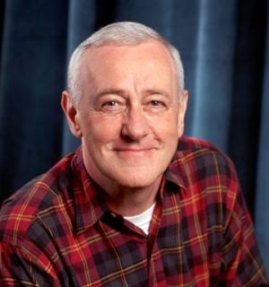 """John Mahoney --  (6/20/1940-??). English-Born American Actor--Broadway/Stage/Film/Television/Voice Actor. He portrayed Martin Crane on TV Show """"Frasier"""" and Roy in """"Hot In Cleveland"""". Movie -- """"The American President"""" as Leo Solomon."""