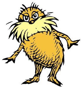 Lorax resources...earth day and more