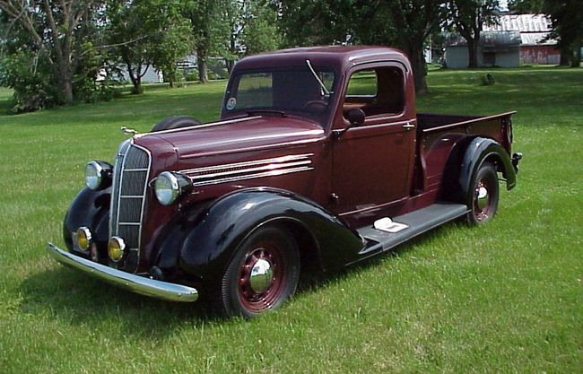 1936 Dodge Pickup for sale in CAIRO, OH - $23,000 | Dodge ...
