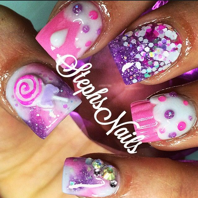 1034 best 1) Nails - Nail Art/Design images on Pinterest | Nail art ...