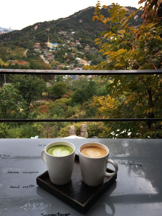 Which cafe in Seoul, South Korea is right for your?