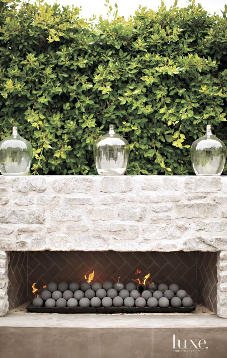 526 Best Linear Fireplaces Linear Contemporary Images On