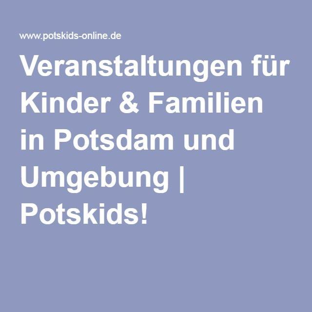 Veranstaltungen Potsdam Heute