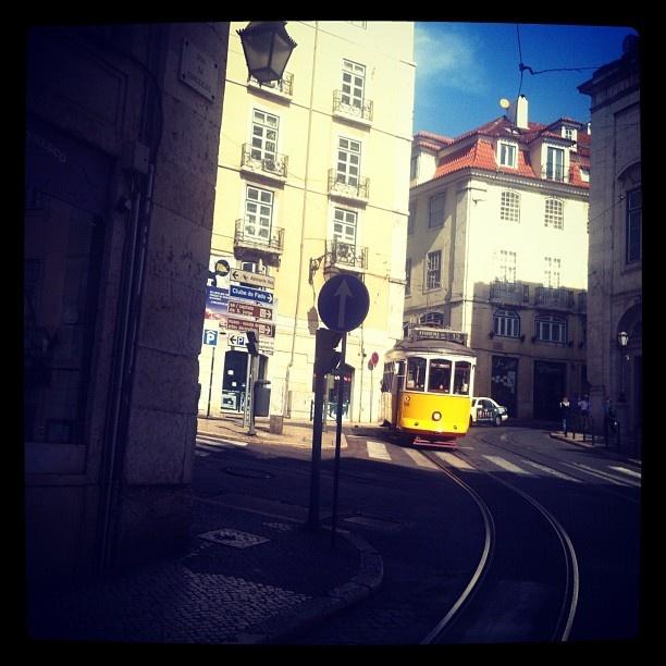Tramway #Lisboa