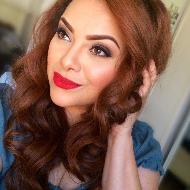 Pin by Monica Dunn on ♥ℓєтz ℳąƙℰʊ℘ ♥   Light brown hair ...
