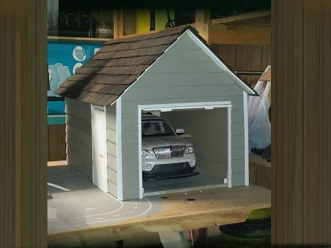 95 best tutorials miniature garage workshop images on