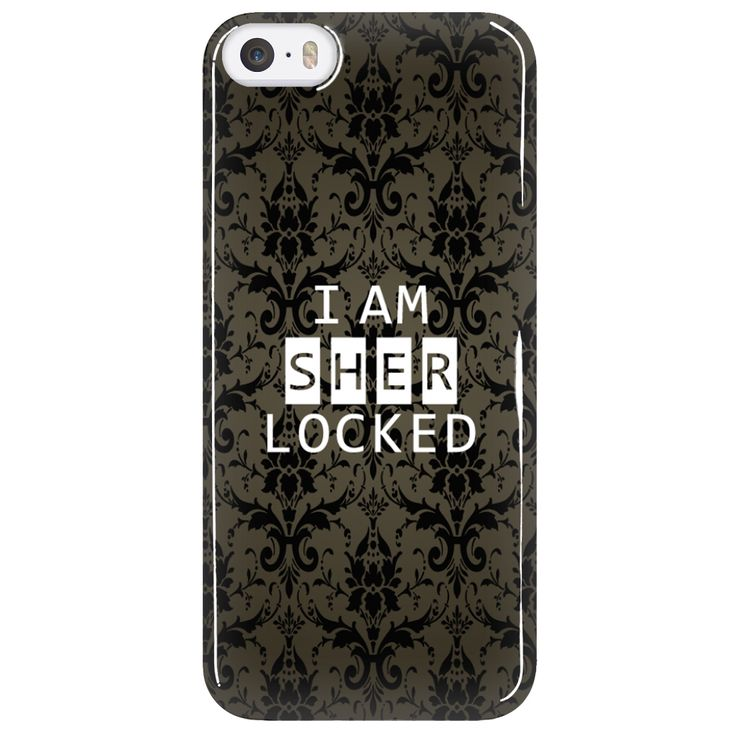 Sherlocked Phone Case LIMITED EDITION