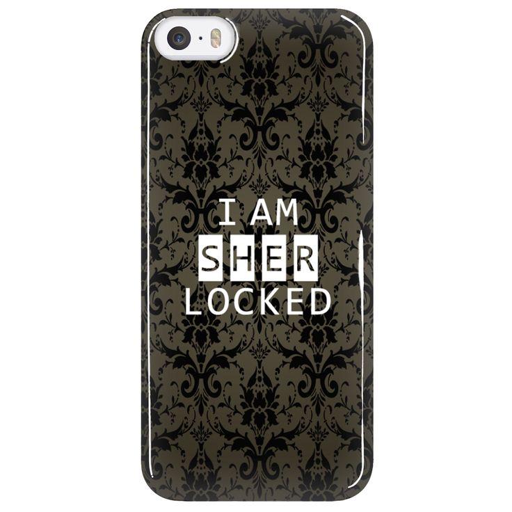 Sherlocked Phone Case LIMITED EDITION