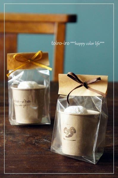 (A través de CASA REINAL) >>>>> cute cookie wrap http://www.nashvillewraps.com/cellophane-bags/mc-052.html