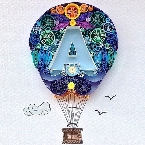 ASYLUM ART Best French place of Artistic World - Sena RunaPaper Quilling by Sena RunaI love to come...