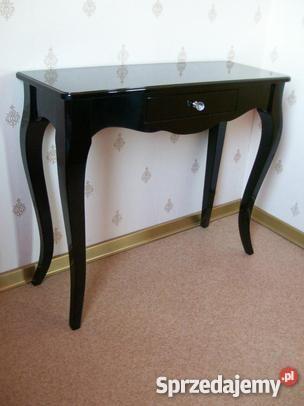 Konsola Classic z szufladką , meble, komoda, wnętrze,   Wymiary: 90x34 h76 cm,