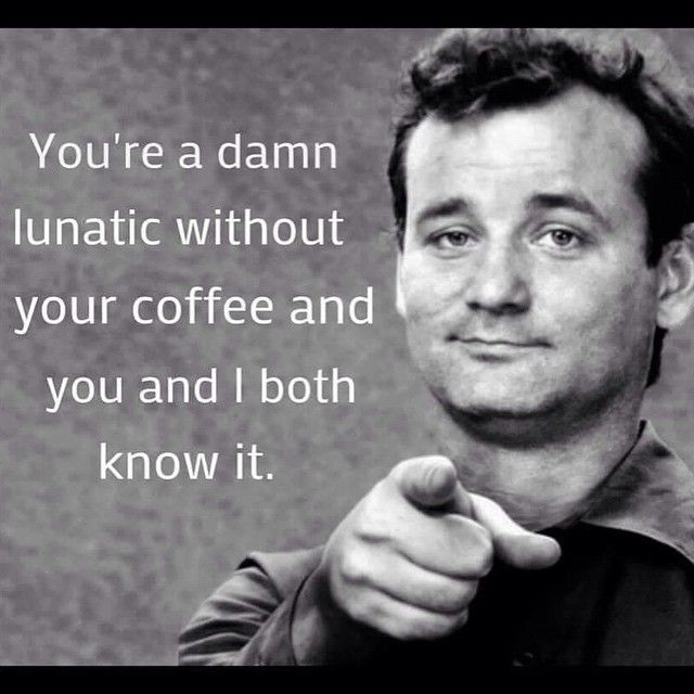 So true! Don't mess with my coffee and no one gets hurt! ;D ️LO