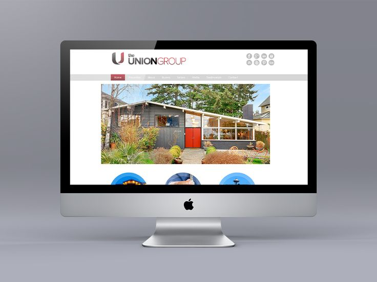 New website for Seattle WA Realtor Eric Robison and his team. Uses the Ubertor CMS.