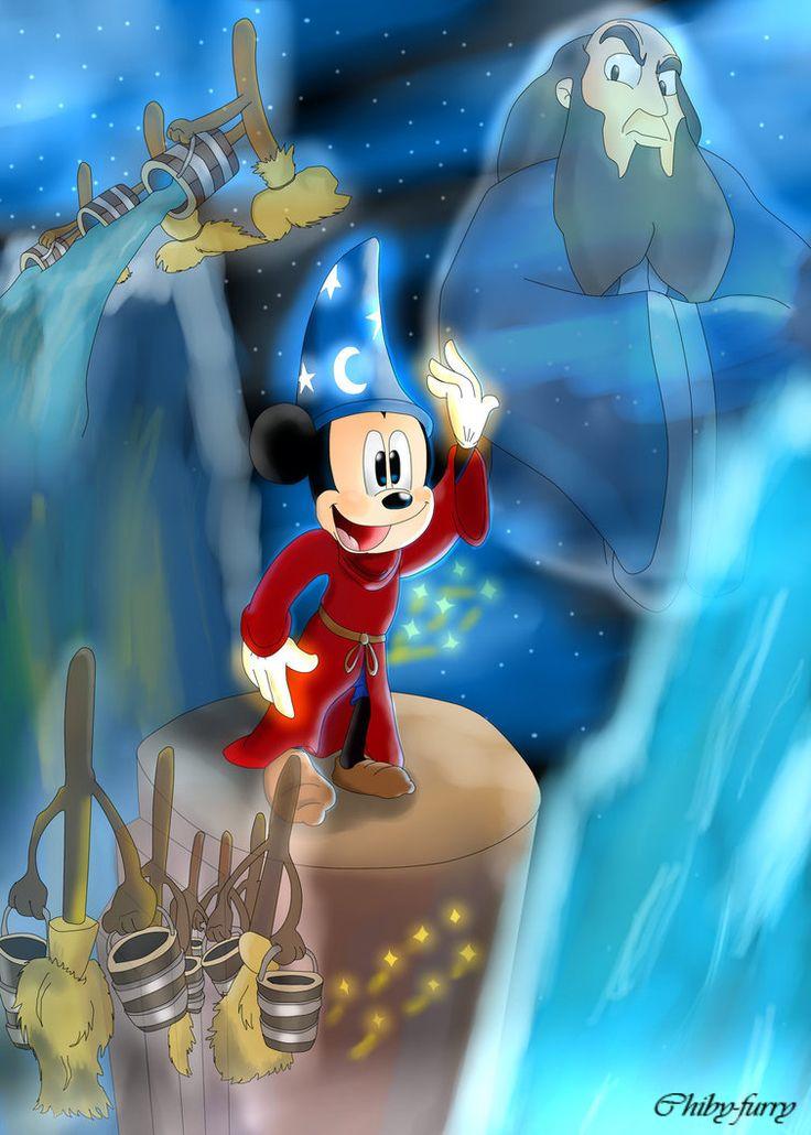Disney Character Design Apprentice : Best sorcerer apprentice mickey images on pinterest