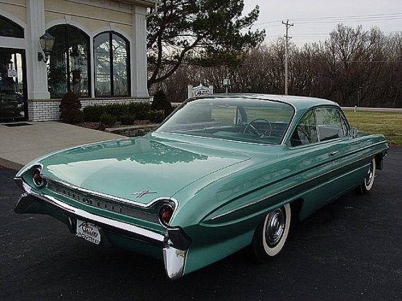 1961 Oldsmobile Super 88 | Bubble Top Beauty: 1961 ...