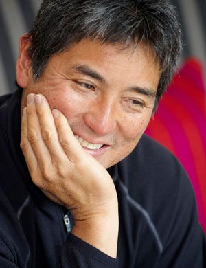 Guy Kawasaki is a genius. A businessman, an evangelist, a thinker, author and an investor. I love his book, his blogs and what he stands for. Check him out.