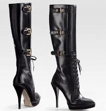 Gucci: Google Image, Gucci Boots, Bondage Boots, Boots Boots, Black Boots, Hot Boots, Gucci Riddles, Buckles Boots, High Boots