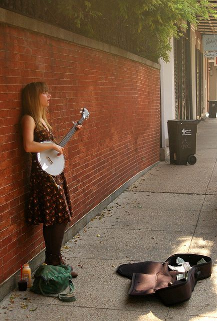 Why you should try busking: Yes, even you!