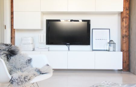 Images Of Living Rooms With Tv
