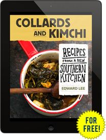 Collards And Kimchi Recipe book for free