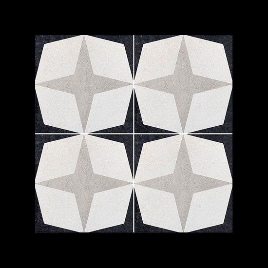 Keramische patroontegels 20x20 (19-TI), Tegelhuys