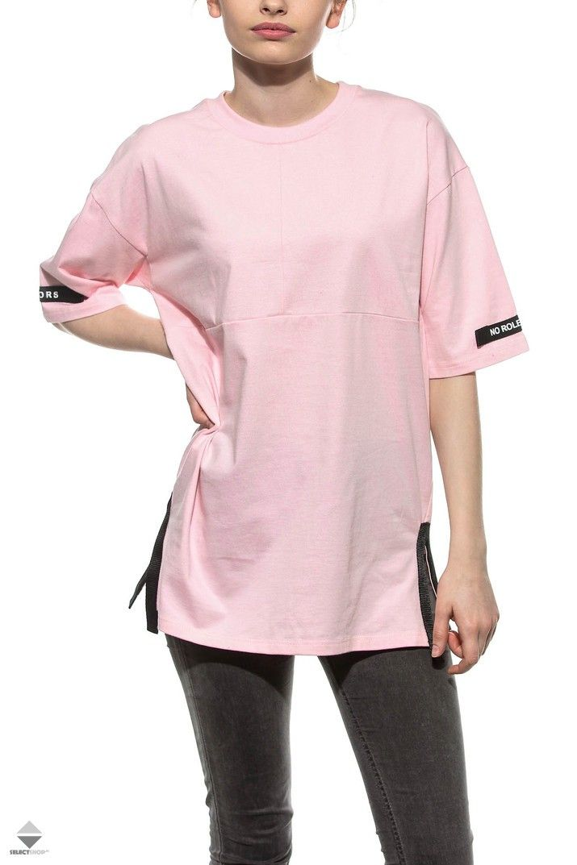 Koszulka Damska Majors Pink Cut